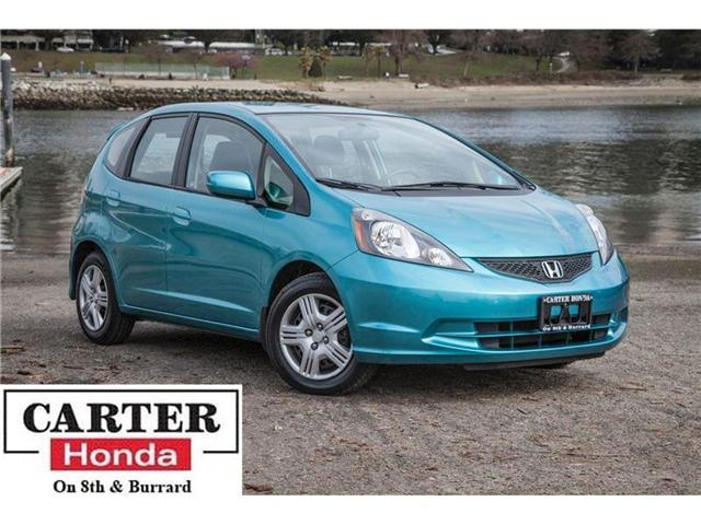2013 Honda Fit LX (Stk: 7J50581) in Vancouver - Image 1 of 28