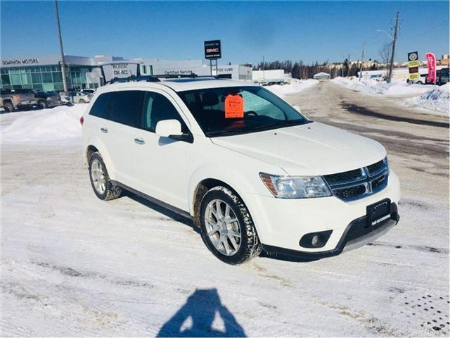 2017 Dodge Journey GT (Stk: 3441DO) in Thunder Bay - Image 1 of 18