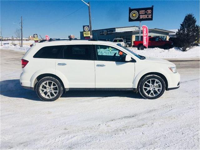 2017 Dodge Journey GT (Stk: 3441DO) in Thunder Bay - Image 2 of 18