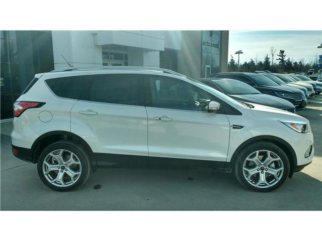 2018 Ford Escape Titanium (Stk: ES0901) in Bobcaygeon - Image 1 of 19