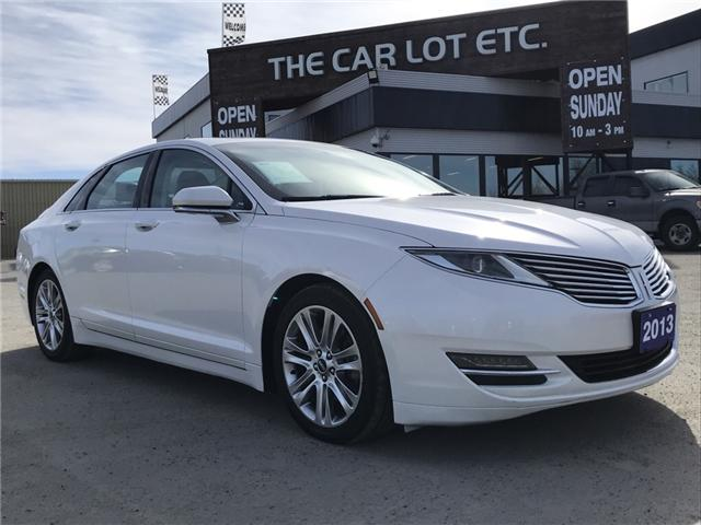 2013 Lincoln MKZ Base (Stk: 18019) in Sudbury - Image 1 of 14