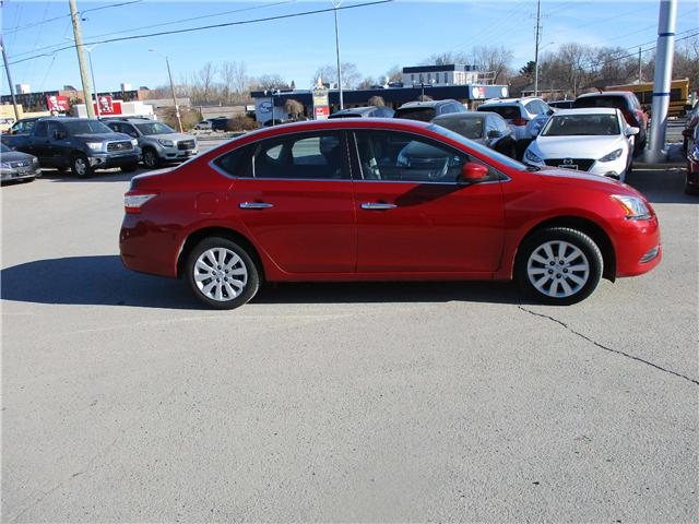 2013 Nissan Sentra 1.8 S (Stk: 180337) in North Bay - Image 2 of 12