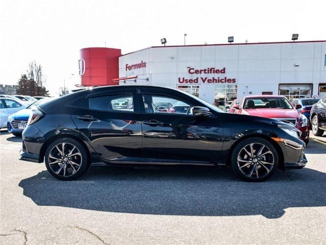 2017 Honda Civic Sport (Stk: B10137) in Scarborough - Image 2 of 18