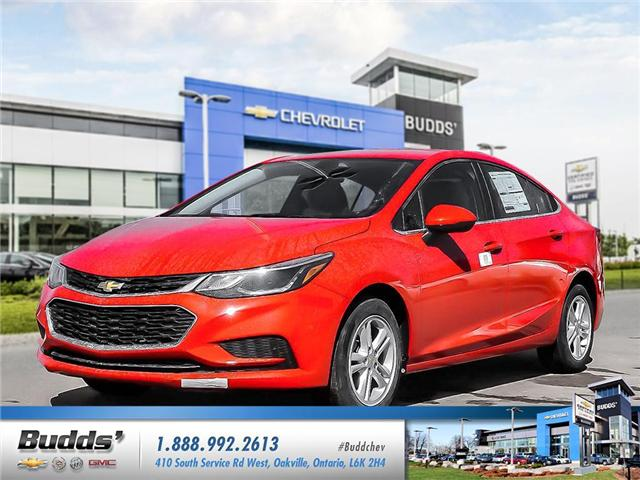 2018 Chevrolet Cruze LT Auto (Stk: CR8093) in Oakville - Image 1 of 25