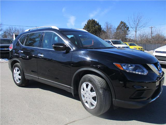 2015 Nissan Rogue S (Stk: 180319) in Kingston - Image 1 of 13
