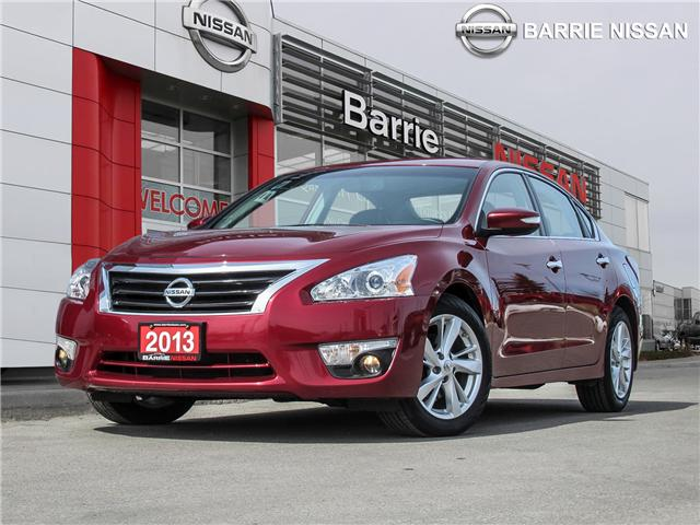 2013 Nissan Altima 2.5 SL (Stk: P4433) in Barrie - Image 1 of 28
