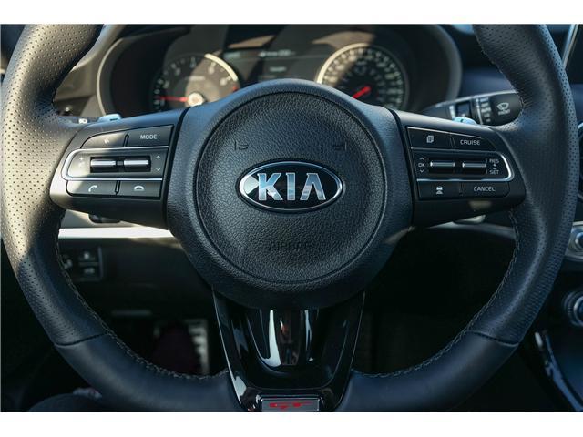 2018 Kia Stinger GT Limited (Stk: P4541) in Saskatoon - Image 6 of 22
