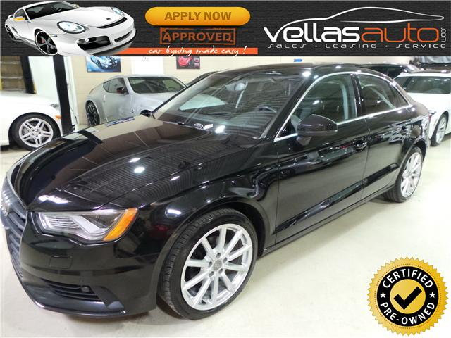 2015 Audi A3  (Stk: NP7299) in Vaughan - Image 1 of 27