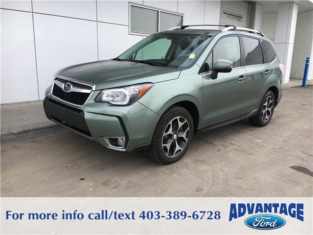 2014 Subaru Forester  (Stk: J-549A) in Calgary - Image 1 of 10