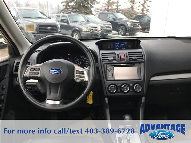 2014 Subaru Forester  (Stk: J-549A) in Calgary - Image 2 of 10