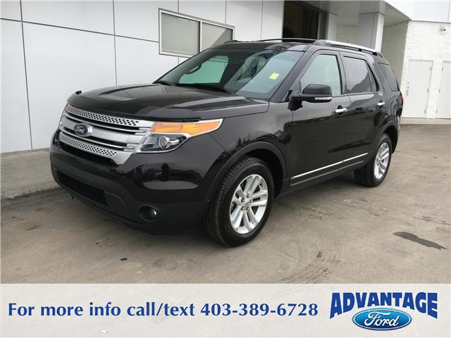 2014 Ford Explorer XLT (Stk: 5071B) in Calgary - Image 1 of 10