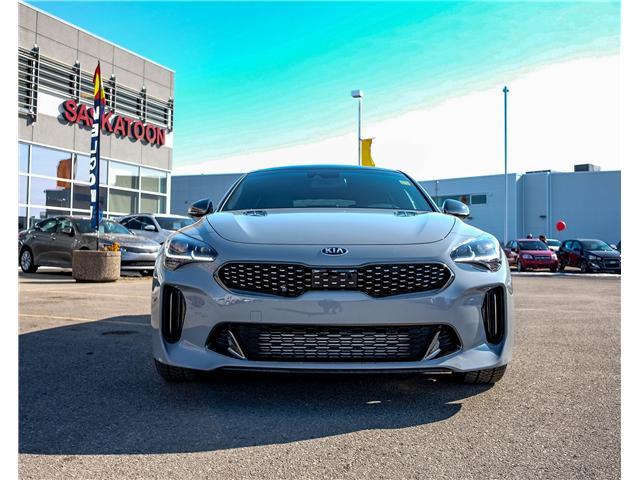 2018 Kia Stinger GT Limited (Stk: P4541) in Saskatoon - Image 2 of 22