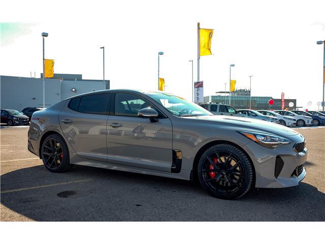 2018 Kia Stinger GT Limited (Stk: P4541) in Saskatoon - Image 3 of 22