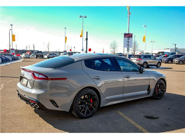 2018 Kia Stinger GT Limited (Stk: P4541) in Saskatoon - Image 20 of 22