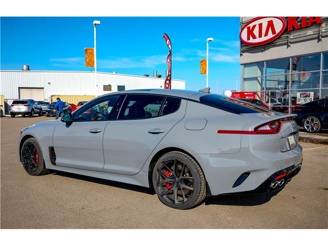2018 Kia Stinger GT Limited (Stk: P4541) in Saskatoon - Image 18 of 22