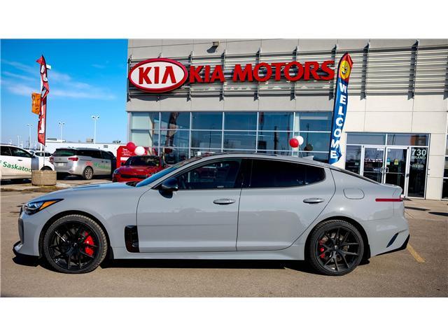 2018 Kia Stinger GT Limited (Stk: P4541) in Saskatoon - Image 21 of 22