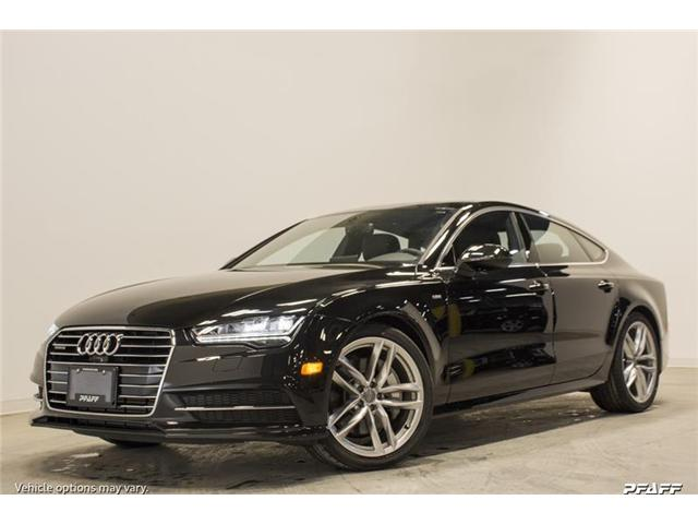 2016 Audi A7 3.0 TDI Progressiv (Stk: T14401) in Vaughan - Image 1 of 7