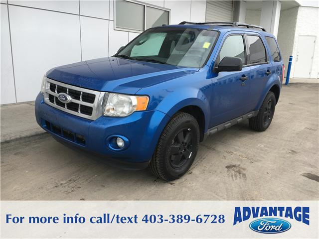 2011 Ford Escape XLT Automatic (Stk: T22348A) in Calgary - Image 1 of 10