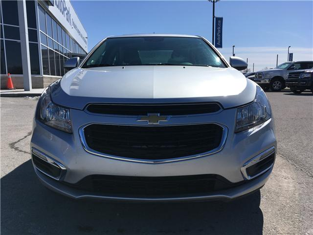 2016 Chevrolet Cruze Limited 1LT (Stk: 16-53311JB) in Barrie - Image 2 of 26
