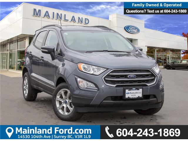 2018 Ford EcoSport SE (Stk: 8EC2955) in Surrey - Image 1 of 29