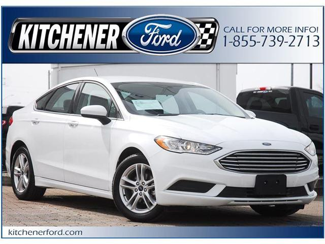 2018 Ford Fusion SE (Stk: 144460R) in Kitchener - Image 1 of 20
