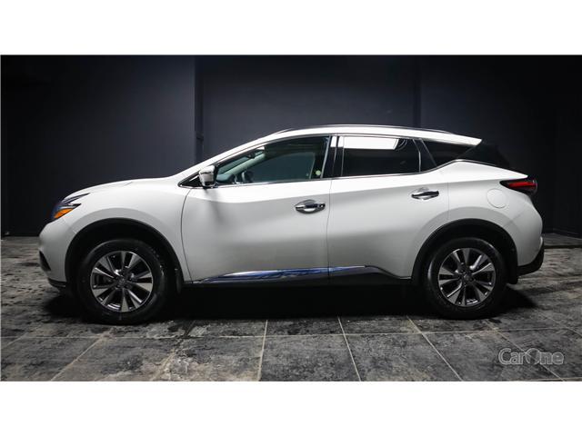 2017 Nissan Murano SV (Stk: 17-240) in Kingston - Image 1 of 34