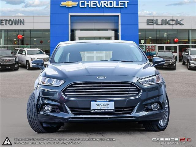 2016 Ford Fusion Titanium (Stk: 26768) in Georgetown - Image 2 of 28