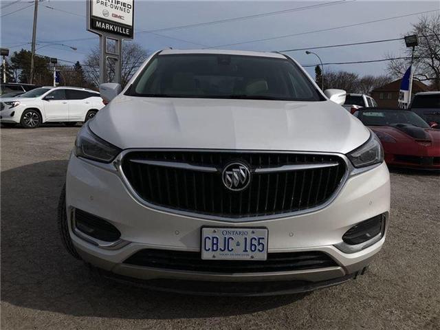2018 Buick Enclave Premium | DEMO (Stk: 141561) in Markham - Image 2 of 10