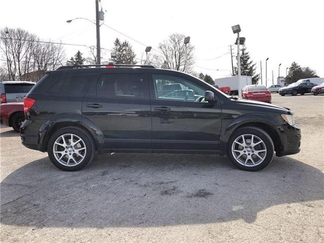 2013 Dodge Journey SXT-NEW BRAKES-CERTIFIED PRE-OWNED- 1 OWNER (Stk: 284871A) in Markham - Image 5 of 19