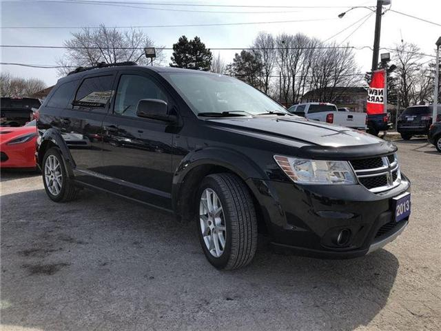 2013 Dodge Journey SXT-NEW BRAKES-CERTIFIED PRE-OWNED- 1 OWNER (Stk: 284871A) in Markham - Image 6 of 19