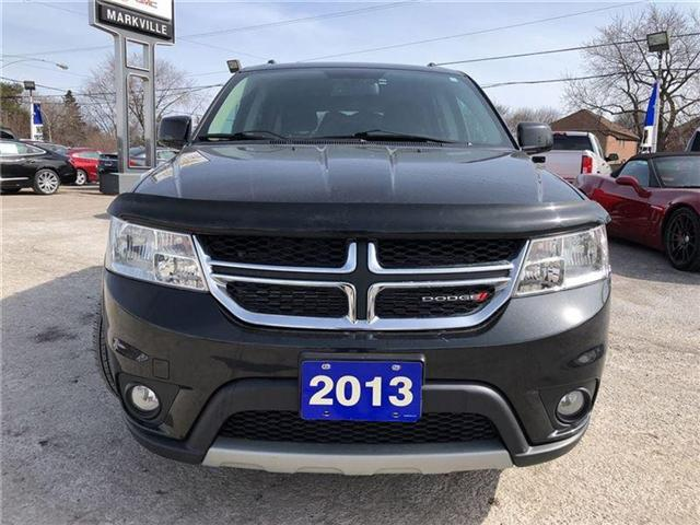 2013 Dodge Journey SXT-NEW BRAKES-CERTIFIED PRE-OWNED- 1 OWNER (Stk: 284871A) in Markham - Image 7 of 19