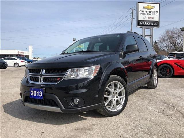 2013 Dodge Journey SXT-NEW BRAKES-CERTIFIED PRE-OWNED- 1 OWNER (Stk: 284871A) in Markham - Image 8 of 19