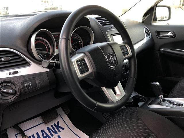 2013 Dodge Journey SXT-NEW BRAKES-CERTIFIED PRE-OWNED- 1 OWNER (Stk: 284871A) in Markham - Image 10 of 19