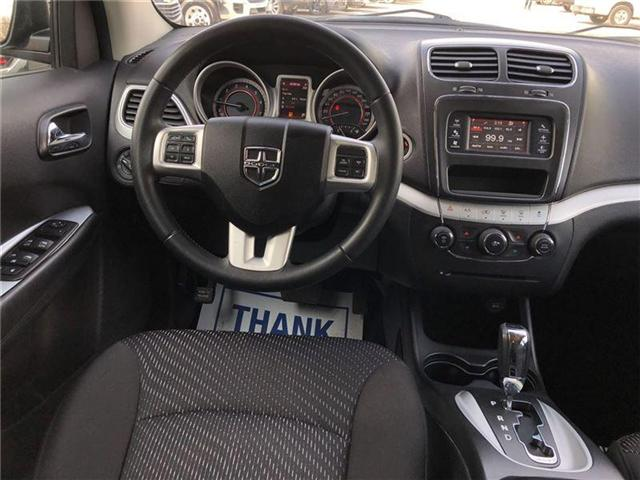 2013 Dodge Journey SXT-NEW BRAKES-CERTIFIED PRE-OWNED- 1 OWNER (Stk: 284871A) in Markham - Image 11 of 19