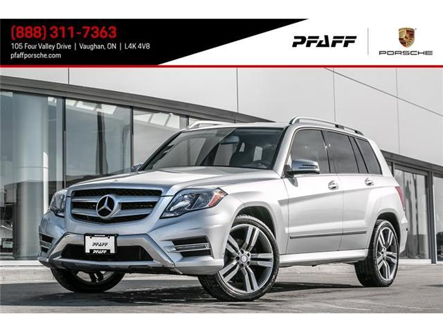 2014 Mercedes-Benz GLK350 4MATIC (Stk: P12422A) in Vaughan - Image 1 of 8