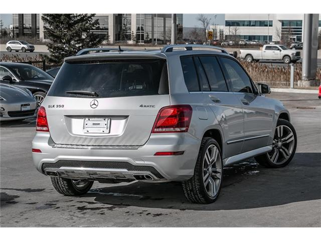 2014 Mercedes-Benz GLK350 4MATIC (Stk: P12422A) in Vaughan - Image 2 of 8
