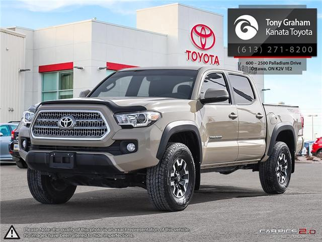 2017 Toyota Tacoma TRD Off Road (Stk: B2762) in Ottawa - Image 1 of 25
