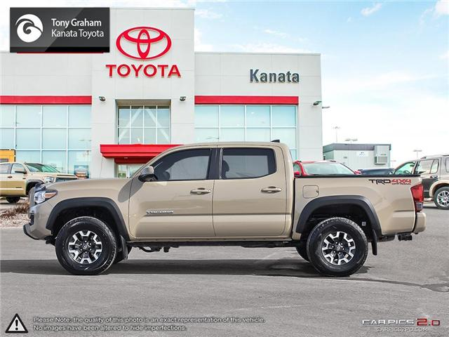 2017 Toyota Tacoma TRD Off Road (Stk: B2762) in Ottawa - Image 2 of 25