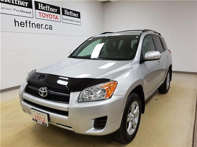 2012 Toyota RAV4  (Stk: 185254) in Kitchener - Image 1 of 20