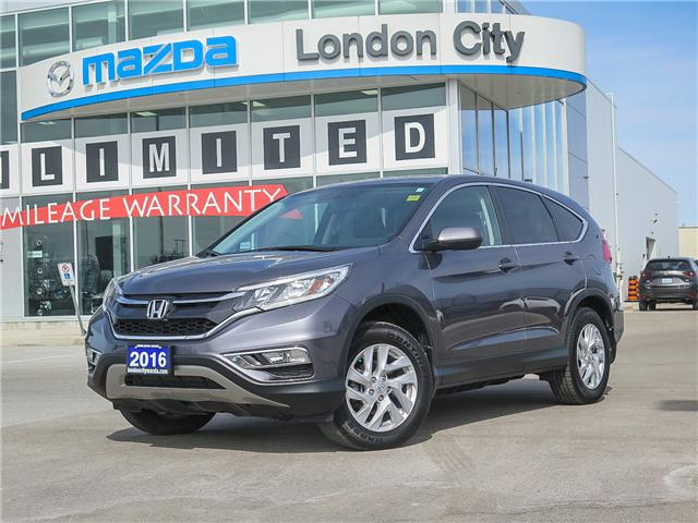 2016 Honda CR-V EX-L (Stk: U1427) in London - Image 1 of 27