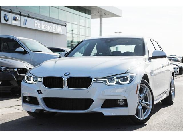 2018 BMW 340i xDrive (Stk: 8576381) in Brampton - Image 1 of 12