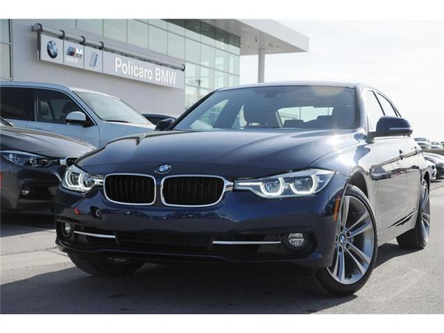 2018 BMW 330 i xDrive (Stk: 8615034) in Brampton - Image 1 of 12