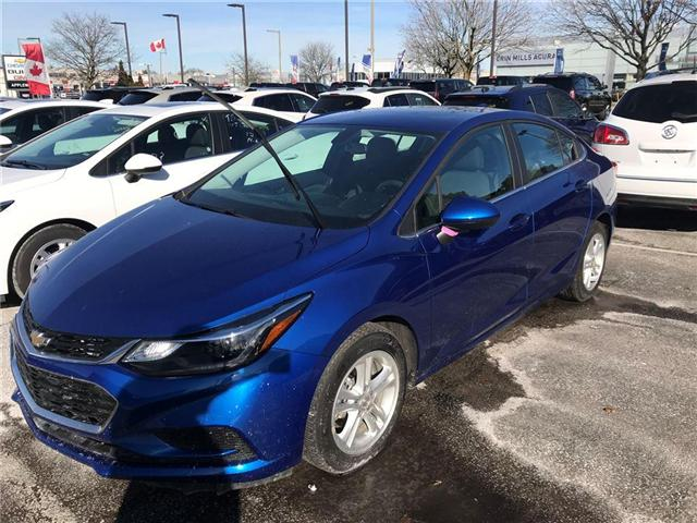 2017 Chevrolet Cruze LT Auto (Stk: 4300A) in Mississauga - Image 1 of 1