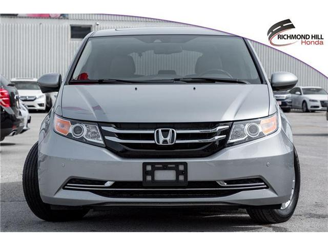 2017 Honda Odyssey EX-L (Stk: 1914P) in Richmond Hill - Image 2 of 21