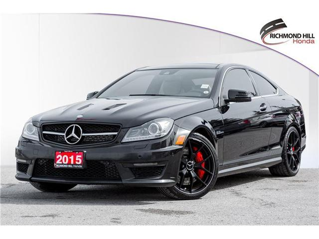 2015 Mercedes-Benz C-Class Base (Stk: 1951P) in Richmond Hill - Image 1 of 25
