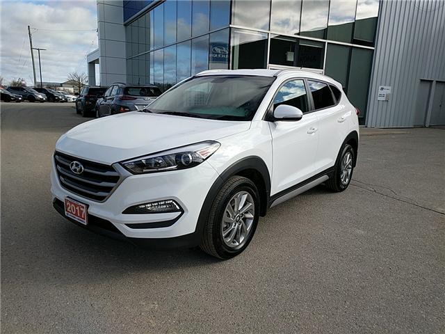2017 Hyundai Tucson Premium (Stk: 85006) in Goderich - Image 1 of 21