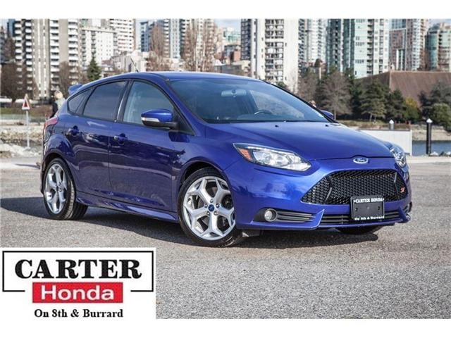 2013 Ford Focus ST Base (Stk: B45501) in Vancouver - Image 1 of 28