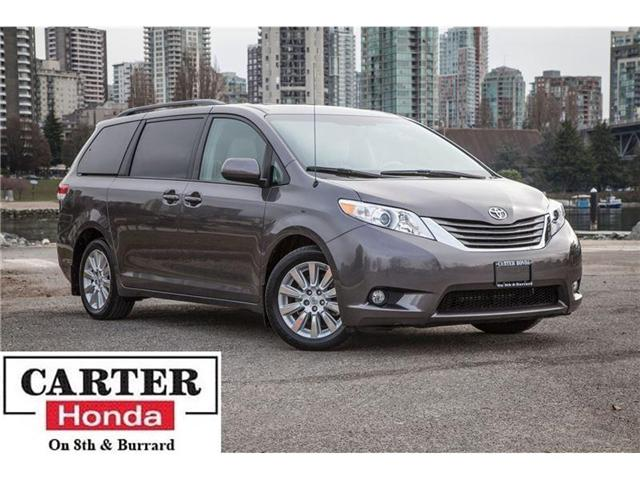 2012 Toyota Sienna  (Stk: B09960) in Vancouver - Image 1 of 29