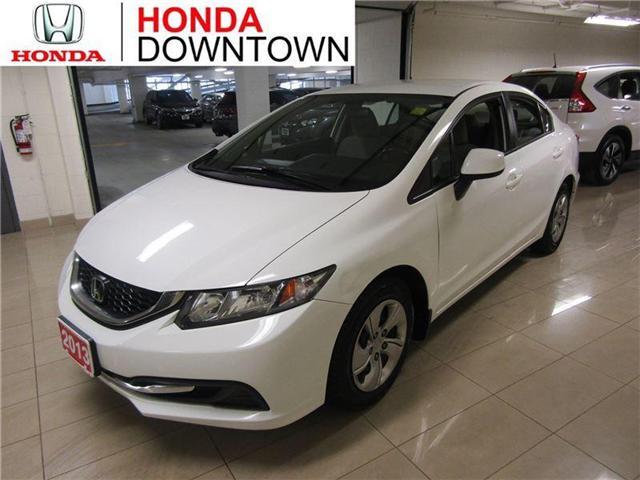 2013 Honda Civic LX (Stk: HR1127) in Toronto - Image 1 of 28