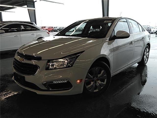 2016 Chevrolet Cruze Limited 1LT (Stk: 182789) in Vaughan - Image 1 of 7